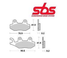 Frenos SBS para motos Kymco