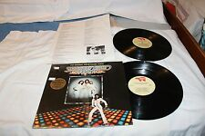 SATURDAY NIGHT  FEVER-2LP  Various Artists Movie Soundtrack with Gatefold Cover