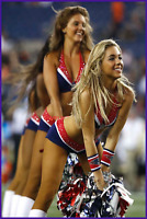 4x6 UNSIGNED  PHOTO PRINT OF NFL CHEERLEADERS #96