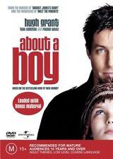 About A Boy (DVD, 2003) Hugh Grant, Toni Collette, Rachel Weisz