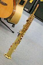 Selmer Bb Soprano Sax in Hard Case SS600 •Free Shipping•