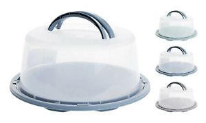 Kuchenbehälter Ø 34 cm Tortenbehälter Kuchenbox Transportbehälter Box Tortenbox