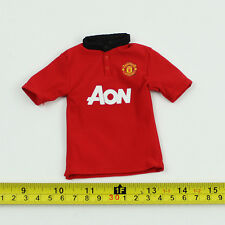 TE29-21 1/6th Scale ZCWO Manchester United No.5 Red Jersey
