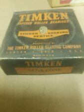 Timken 557a Tapered Roller Bearing Cone Lot Of 3