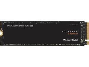 WD Black SN850 WDS200T1X0E 2 TB Solid State Drive - M.2 2280 New Retail Box