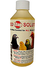 More details for red stop solution 100 ml  for poultry & all birds(red mite)