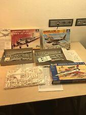 Flugzeugmodelle 1:72 Italeri Ju 188 u. Ju 52 u. Revell Gen. Dynamics F-16 Konv.