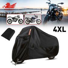 4XL Motorcycle Cover Waterproof For Harley Davidson Heavy Duty Rain Snow Wind US