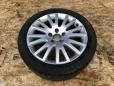 AUDI A6 C6 17 17 INCH 17X7.5 WHEEL AND TIRE ASSEMBLY #4 OEM
