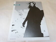 PJ HARVEY - Mini poster Noir & blanc !!!