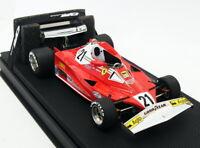 GP Replicas 1/18 Scale Resin GP14C - F1 Ferrari 312 T2 1977 #21 Villeneuve
