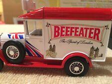 Beefeater 1929 Morris Light Van  MIB MATCHBOX VERY DETAILED 1:100