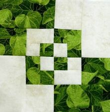 { 16 } Pre-Sewn Already Pieced Suzanne's Bento Box Quilt Blocks ~ Timeless Ivy