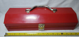 """NICE STACK ON PRODUCTS 15"""" UTILITY GADGET TOOL CHEST BOX"""
