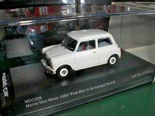 IXO MDC026 - Morris Mini Minor 1959 white - 1:43 Made in China