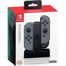 Chargeur pour 4 manettes Joy-con Nintendo Switch PowerA