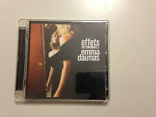 CD EMMA DAUMAS EFFETS SECONDAIRES