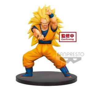 Super Chosenshiretsuden Vol.4 Super Saiyan 3 Son Goku Dragon Ball Banpresto