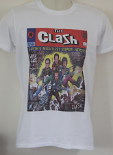 The clash T-shirt - All sizes in stock : send message after purchase