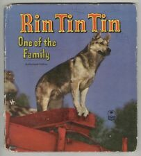 Rin Tin Tin One of the Family VG 1953 Hardcover