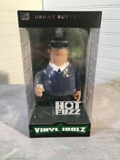 Dorbz Hot Fuzz Butterman #099 Figura De Vinilo Coleccionable-Vinilo De Azúcar