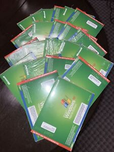 Lot of 21 Open Microsoft Windows XP Home Edition OEM Version W/ Product Key READ