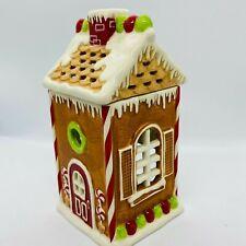 2009 Vintage Gingerbread House Slatkin Candle Co. Bath & Body Works Luminary Inc