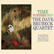 DAVE QUARTET BRUBECK - TIME FURTHER OUT  CD NEW!