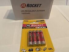 Rocket Recharge Accu AAA Micro 1000 mAh NI-MH  für mini-z ...