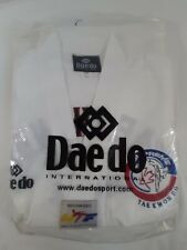 Daedo taekwondo uniform size 2 160cm