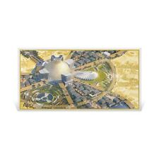2020 Dubai World Expo - 1g Gold Foil