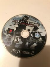 Medal of Honor: European Assault (Sony PlayStation 2, 2005)