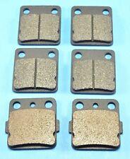New Front & Rear Brake Pads  For YAMAHA Warrior 350 YFM350 (1989-2004)