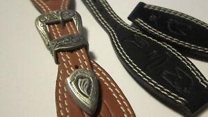 Cinturini in pelle stile Winchester