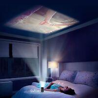 Pocket LED Home Cinema Projector - Portable HD Multimedia Theater Mini Projector