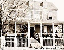 R.E. Graves & Co. Store, Beaufort, South Carolina - 1862 - Historic Photo Print