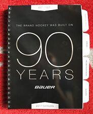Bauer Hockey Product Catalog Season 2017/2018