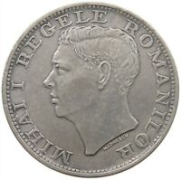 ROMANIA 500 LEI 1944 #s16 473