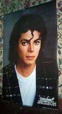 MICHAEL JACKSON 1987 Vintage POSTER LAST ONE