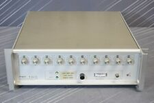 Programmed Test Sources 160 Mk01g Frequency Synthesizer 01 160 Mhz