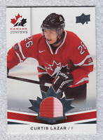 Upper Deck 2014 Canada Juniors Curtis Lazar #156