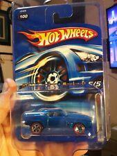 Hot Wheels 2005 1969 PONTIAC FIREBIRD RED LINES 5/5   cd