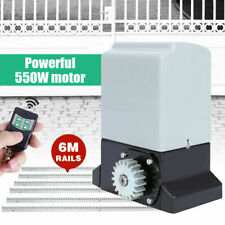 1200KG Sliding Electric Gate Opener Automatic Motor Heavy-Duty Driveway Security