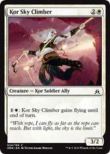 MTG Magic - (C) Oath of the Gatewatch - 4x Kor Sky Climber x4 - NM/M