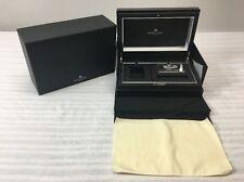 Maurice Lacroix Switzerland Watch Box Case PONTOS DECENTRIQUE ~ EXCELLENT!!!