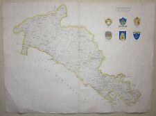 1819-83 GENOVESATO Litta Rapallo Chiavari Lavagna Sestri Levante Spezia Sarzana