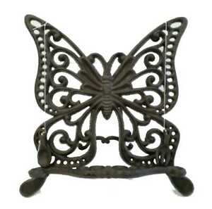 Book Stand Butterfly Cast Iron