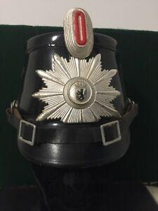 German Berlin Police Schako