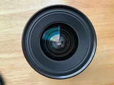 Canon FD 20mm F/2.8 Lens