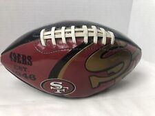 2004 Fotoball Sports San Francisco 49ers Glossy Themed Football